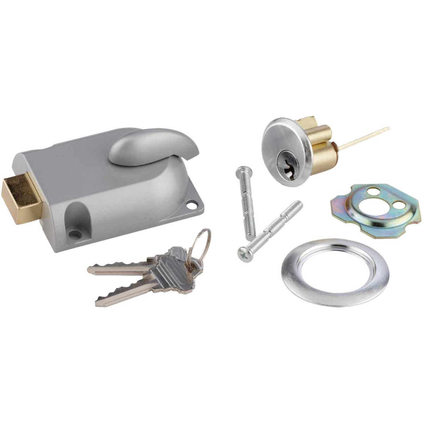 National Garage Door Deadbolt Lock Image 3