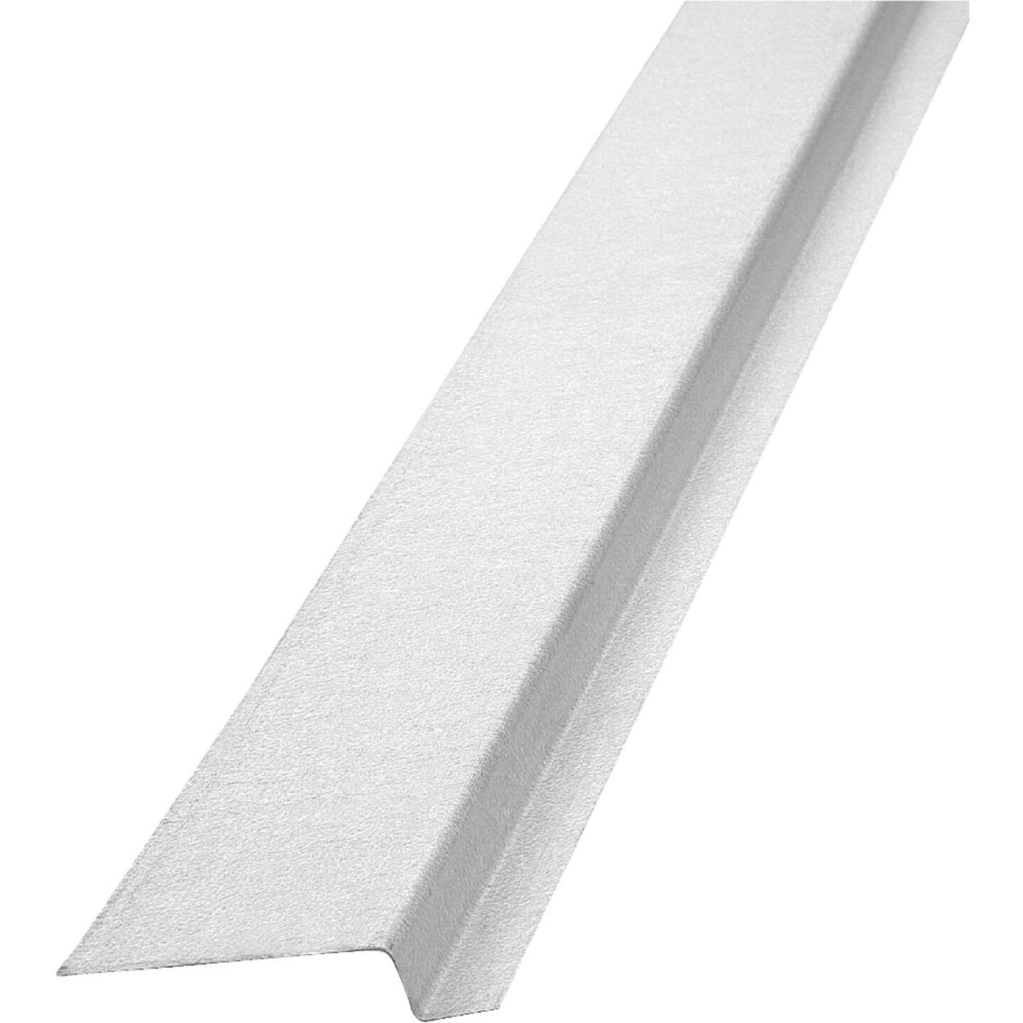 NorWesco 3/8 In. x 3/8 In. x 2-1/4 In. x 10 Ft. Mill Galvanized Ply Edge Z-Style Flashing Image 1