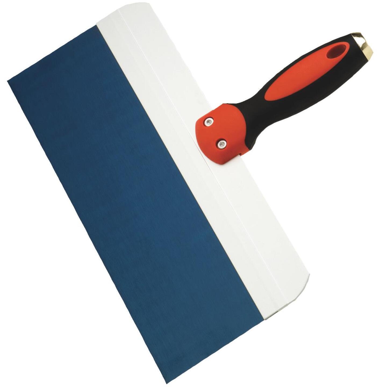 Do it Best 12 In. Ergo Blue Steel Taping Knife Image 1
