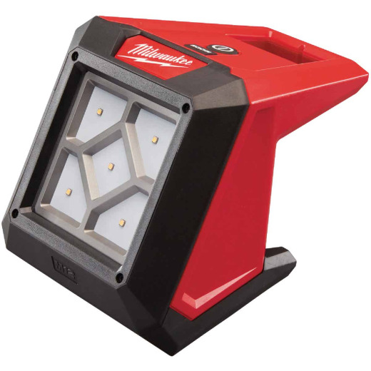 Milwaukee M12 ROVER 12 Volt Lithium-Ion Mounting Flood Cordless Work Light (Bare Tool)