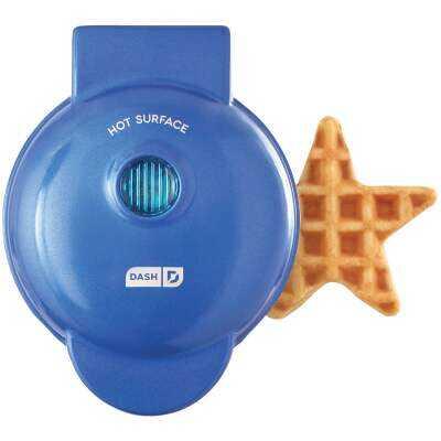 Dash 4 In. Star Mini Waffle Maker