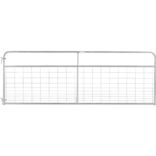 Tarter 50 In. H. x 16 Ft. L. x 1-3/4 In. Tube Diameter Galvanized Wire-Filled Tube Gate