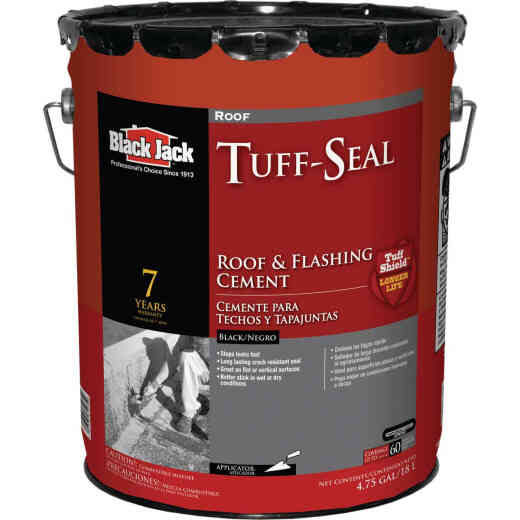 Black Jack Tuff-Seal 5 Gal. Roof Cement & Flashing Sealant