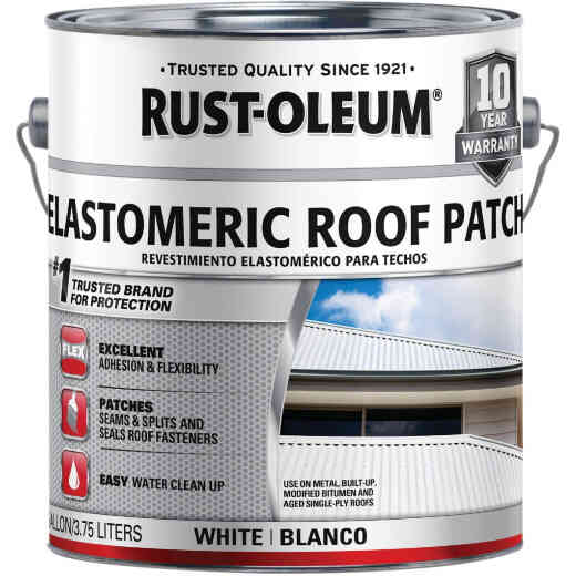 Rust-Oleum 1 Gal. Elastomeric Roof Patch