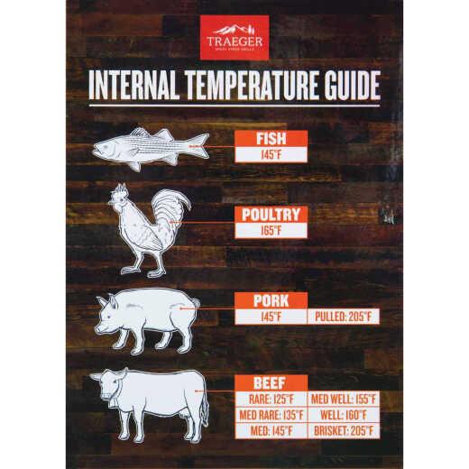 Traeger Internal Temperature Guide Magnet