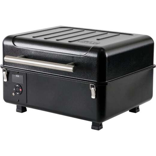 Traeger Ranger Black 16,000 BTU 176 Sq. In. Wood Pellet Grill
