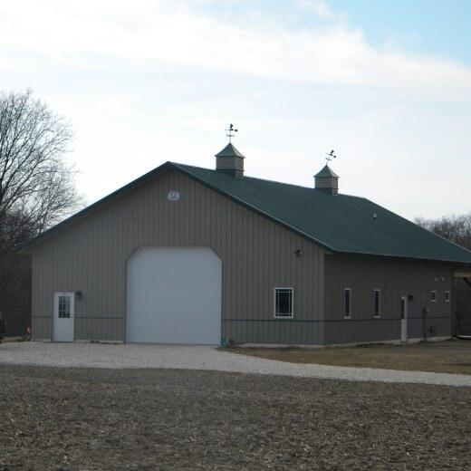 Farm Building 18