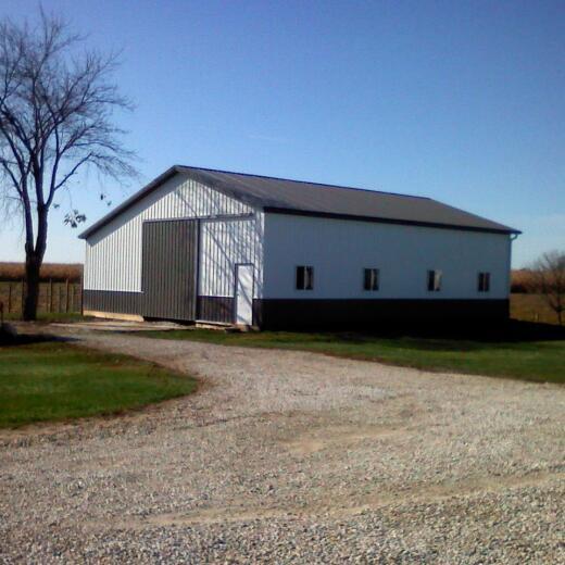 Farm Building 20
