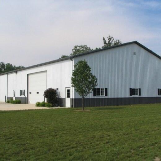 Farm Building 21