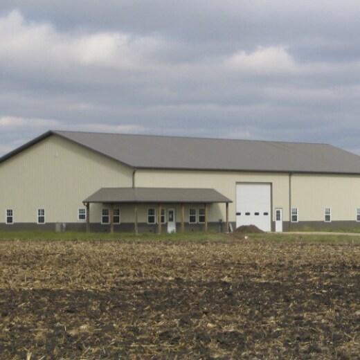 Farm Building 22