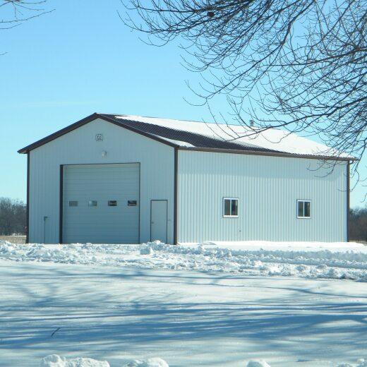 Farm Building 4